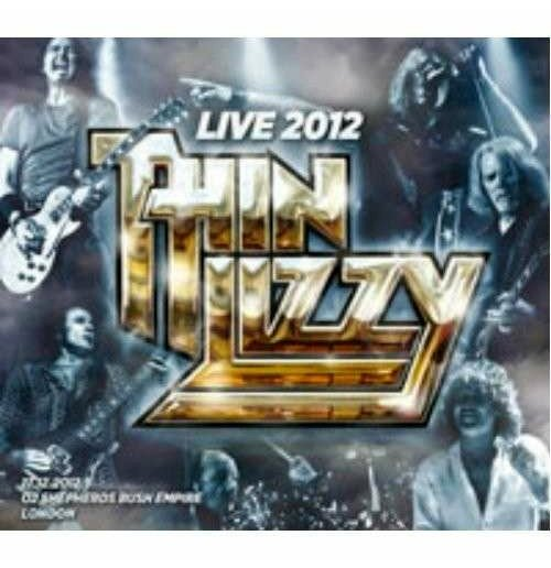 Vinilo Thin Lizzy - Live 2012 Vol.1 (2 Lp)