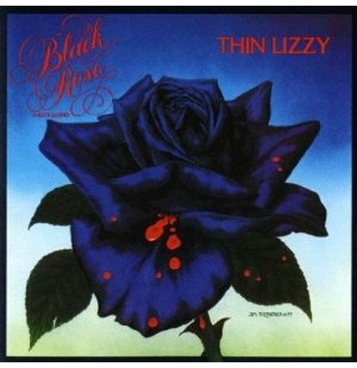 Vinilo Thin Lizzy - Black Rose