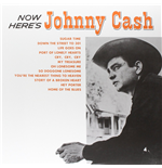 Vinilo Johnny Cash - Now Here's Johnny