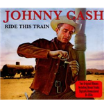 Vinilo Johnny Cash - Ride This Train ( 180 Gr.) (2 Lp)