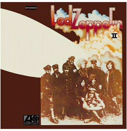 Vinilo Led Zeppelin - Led Zeppelin II (Remastered)