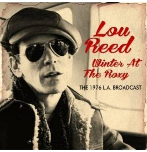 Vinilo Lou Reed - Winter At The Roxy (2 Lp)