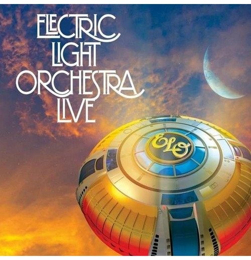 Vinilo Electric Light Orchestra - Live (2 Lp)