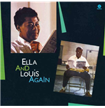 Vinilo Ella Fitzgerald / Louis Armstrong - Ella And Louis Again