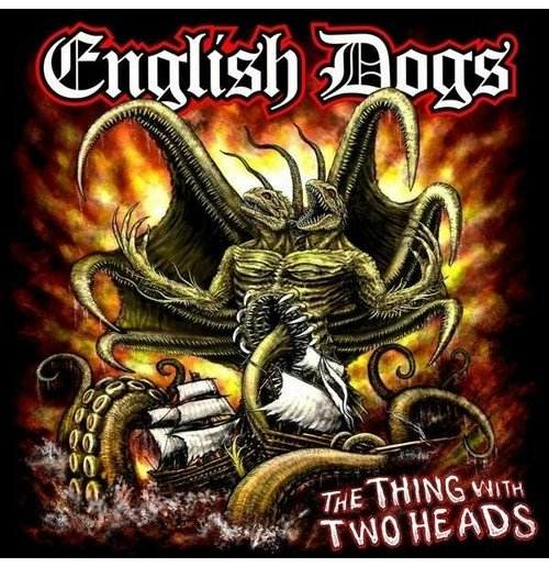 Vinilo English Dogs - The Thing With Two Heads