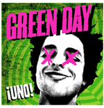 Vinilo Green Day - Uno!