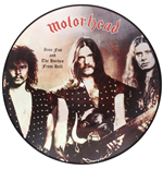 Vinilo Motorhead - Iron Fist And The Hordes From Hell (Picture Disc)