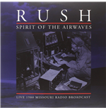Vinilo Rush - Spirit Of The Airwaves (Grey Vinyl) (2 Lp)