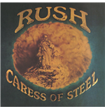 Vinilo Rush - Caress Of Steel