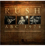 Vinilo Rush - Abc 1974 (2 Lp)