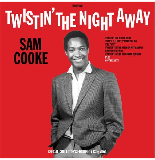 Vinilo Sam Cooke - Twistin' The Night Away