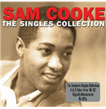 Vinilo Sam Cooke - Singles Collection (2 Lp)