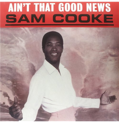 Vinilo Sam Cooke - Ain't That Good News