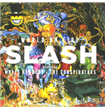 Vinilo Slash - World On Fire (Blue & Yellow) (2 Lp)
