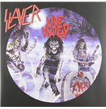 Vinilo Slayer - Live Undead / Haunting The Chapel (limited Edition)