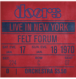 Vinilo Doors (The) - Live In New York (2 Lp)