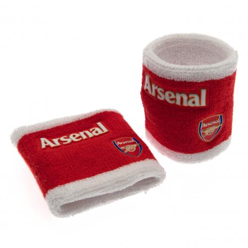 Pack Muñequeras Arsenal