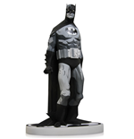 Batman Black & White Estatua Mike Mignola 2nd Edition 19 cm