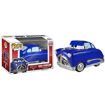 Cars POP! Disney Vinyl Figura Doc Hudson 9 cm