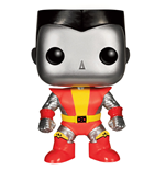 Marvel Comics POP! Vinyl Cabezón Colossus 10 cm