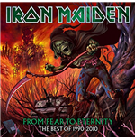 Vinilo Iron Maiden - From Fear To Eternity: The Best Of 1990-2010 (3 Lp)