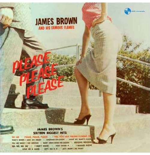 Vinilo James Brown - Please, Please, Please