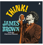 Vinilo James Brown - Think!