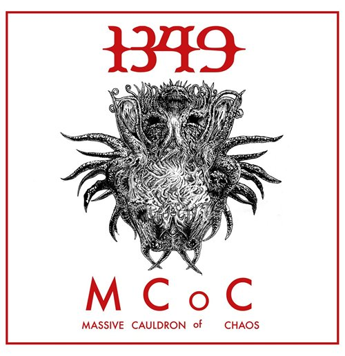 Vinilo 1349 - Massive Cauldron Of Chaos