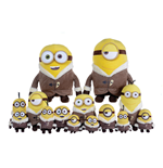Minions Peluches Ice Village 15 cm Surtido fabric (12)