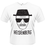 Camiseta Breaking Bad - Heisenberg Sketch Men's