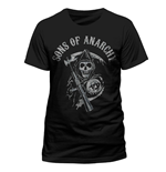 Camiseta Sons of Anarchy Main Logo