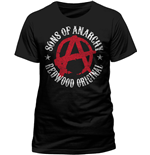 Camiseta Sons of Anarchy 147243
