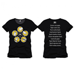 Camiseta Big Bang Theory - ROCK, PAPER, Scissors