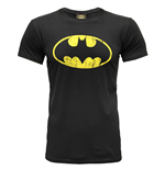 Camiseta Batman - Distressed Logo