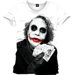 Camiseta Batman - Dark Knight - Joker Poker