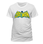 Camiseta Batman Retro Logo
