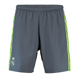 Pantalón corto Real Madrid 2015-2016 Away (Gris)