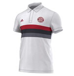 Polo Bayern de Munich 2015-2016 (Blanco)