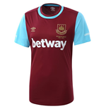 Camiseta West Ham United 2015-2016 Home