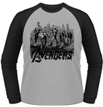 Camiseta manga larga The Avengers 147703