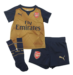 Camiseta Arsenal 2015-2016 Away