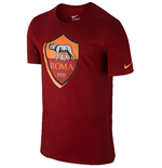 Camiseta AS Roma 2015-2016 (pourpre)
