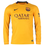 Camiseta FC Barcelona 2015-2016 Away Nike
