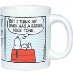 Taza Snoopy - Bark