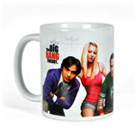 Taza Big Bang Theory - Cast