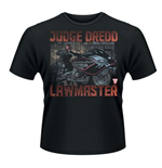 Camiseta 2000AD Judge Dredd - Lawmaster