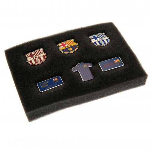 Pack Pins FC Barcelona