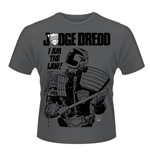 Camiseta 2000AD Judge Dredd - I Am The Law 3
