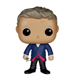 Doctor Who Figura POP! Television Vinyl 12th Doctor 9 cm