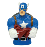 Marvel Comics Hucha Captain America 20 cm